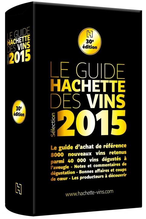 Guide des vins Hachette 2015